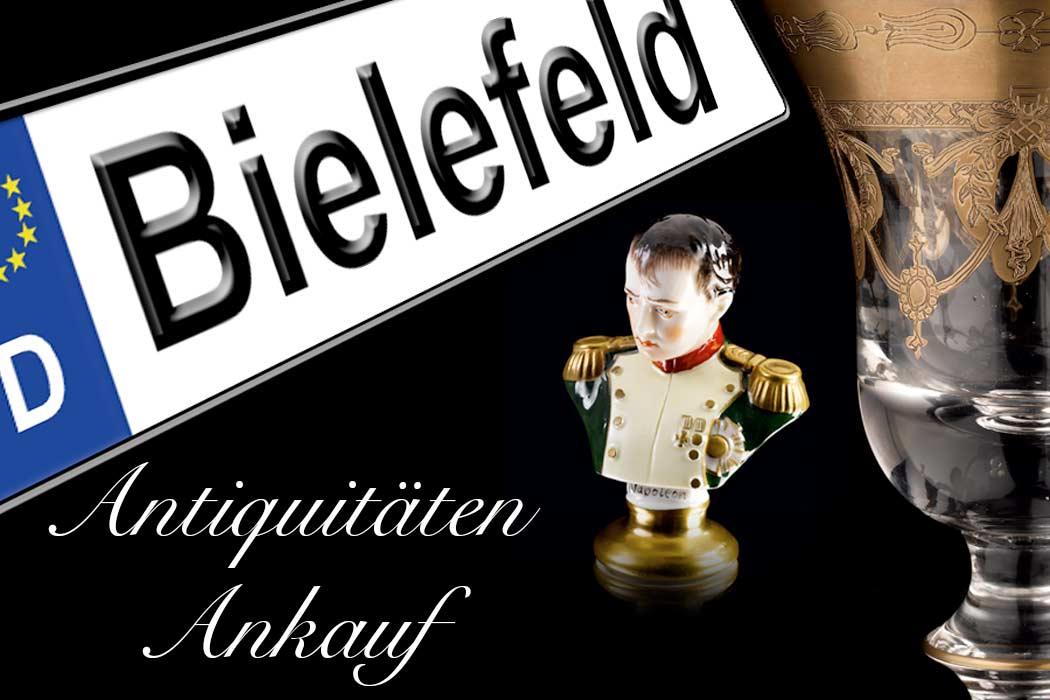 Antiquitäten Ankauf Und Schätzungen In Bielefeld